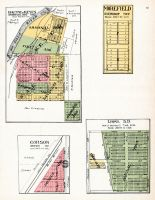 Baltic, Keyes, Morefield, Corson, Lyons, Minnehaha County 1913
